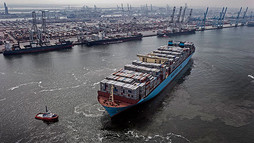A.P. Moller - Maersk acelera la descarbonización de la flota