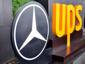 LOGÍSTICA | Mercedes-Benz Vanes y UPS fortalecen su relación comercial con entrega de flota en el 20