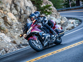 Nueva motocicleta para los amantes del turismo en carretera