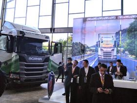 EMPRESAS | Scania, hacia un transporte sustentable
