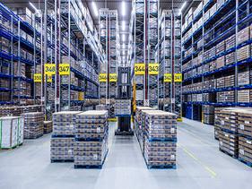 Soluciones de logística y administración de inventario