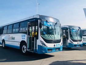 MOVILIDAD | Mercedes-Benz Autobuses y Corporativo Transportapresentes en León