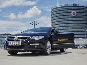 TECNO | Vodafone y Continental usan conectividad para hacer más seguras las carreteras alemanas