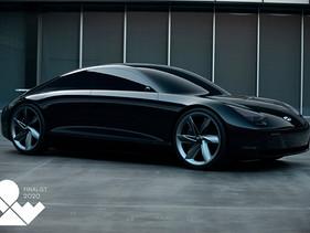 MOTOR | Vehículos concepto de Hyundai y su Weareble Robot son reconocidos