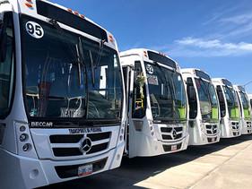 MOVILIDAD   Mercedes-Benz Autobuses movilizando Querétaro