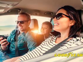 MOTOR | Recomendaciones de Goodyear para las mamás al conducir