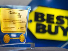 TECNO   Best Buy fue premiado cómo el Retail #1 en México