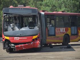 PASAJE | Chatarrización de unidades de Metrobús