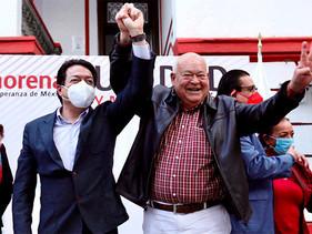 Víctor Castro gana encuesta y va por gubernatura de BCS