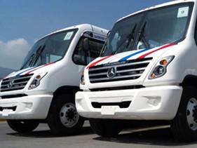 PASAJE | Movilizan Mercedes-Benz Autobuses y Estrella Roja a miles de empleados en Puebla