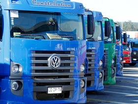 EMPRESA CCU AMPLÍA COMPRA DE CAMIONES VW EN CHILE