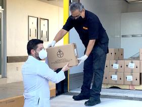 LOGÍSTICA   Dona Bayer de México 30 mil piezas de Bepanthen con el apoyo de DHL Supply Chain México