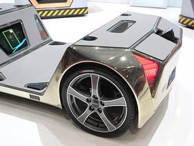 TECNO   Hankook Tire hace realidad visionario proyecto de microvehículo
