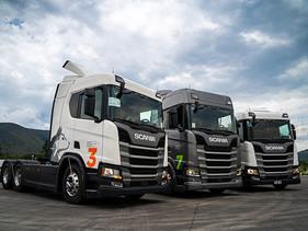 CARGA | Vensco Transportes adquiere unidades Scania