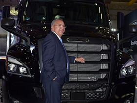 EMPRESAS   Expo Transporte llega a Puebla, Daimler Trucks México pisa acelerador