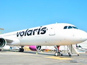 AÉREO | Volaris inicia operaciones de su nueva ruta: Culiacán-Ciudad Juárez