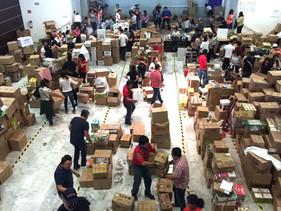 Daimler continúa con la ayuda humanitaria #FuerzaMéxico