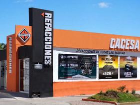 EMPRESAS | CACESA y Navistar, nueva sucursal de refacciones en Ags.