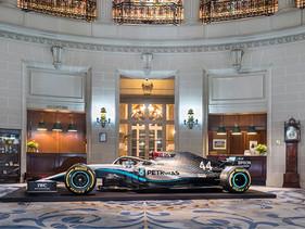 MOTOR | Mercedes-AMG Petronas de Fórmula 1 se asocia con INEOS