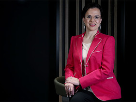 Kissel Reyes como directora de recursos humanos