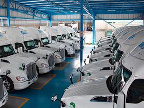 CARGA | Adquiere Auto Express Oriente 50 unidades KW T680