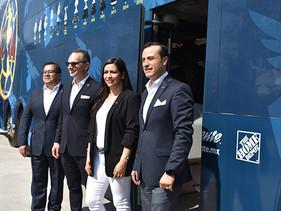 EMPRESAS   Refuerzan Mercedes-Benz Autobuses y Club América alianza líder