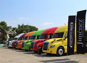 Semillas y transportes Ruiz refuerza operación con nuevas unidades Cascadia