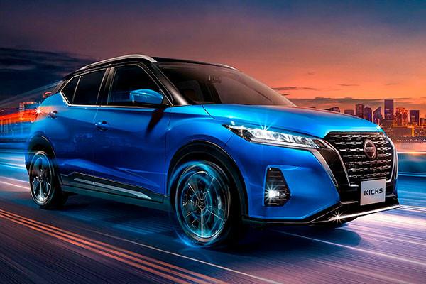 Nuevo Nissan Kicks 2021 llega a México con una oferta única en tecnologías