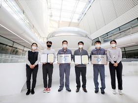 Hankook Technodome adquiere la Certificación de Laboratorios.