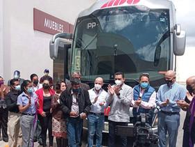 Solución para la movilidad en Tehuacán Puebla