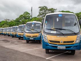 PASAJE   Dedica VW 430 autobuses para asistencia social en Brasil