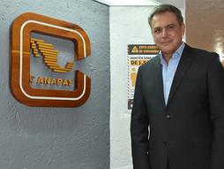 Asume presidencia de Canapat José Lucio Rodríguez