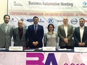 MOTOR | Presentan el Business Automotive Meeting 2019