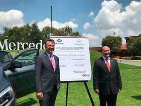 MOTOR | Nuevo acuerdo entre Mercedes-Benz y CONALEP