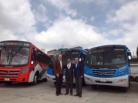 PASAJE | Mercedes-Benz Autobuses y Xinantécatl impulsan la movilidad mexiquense