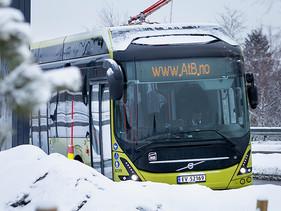 MOVILIDAD | Volvo Buses entrega autobuses eléctricos en la zona más al norte del mundo