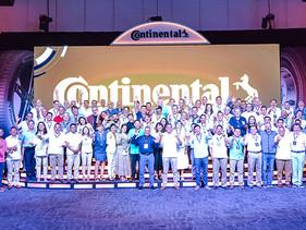 LLANTAS  Continental Tire México realizó su convención de distribuidores 2019