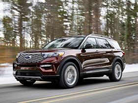 MOTOR | Hankook Tire agrega el Ford Explorer 2020 a su cartera de equipo original