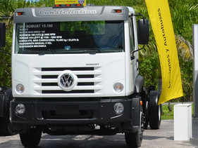 CARGA | VW Camiones y Autobuses presentó al Nuevo VW Robust 15.190