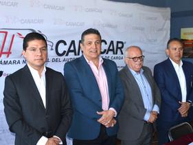 CARGA | Apoya CANACAR ante emergencia por COVID-2019