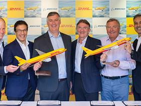 LOGÍSTICA | DHL Express fortalece red intercontinental con pedido de 14 aviones cargueros Boeing 777