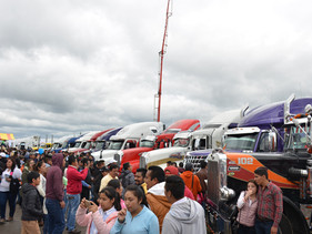 CARGA | Fiesta Trokera Toluca 2018 La fiesta de los transportistas