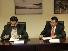 LOGÍSTICA | UNAQ y DHL Supply Chain firman convenio de colaboración