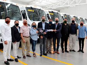 Compra Grupo Drivers 30 autobuses International