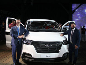 LIGEROS | Hyundai Motor de México presentó su nueva Van: Starex