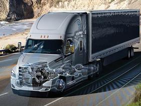 CARGA | Apuesta Freightliner por tractocamiones más interconectados