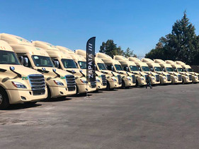 Daimler Trucks suma nuevas unidades a la operación de DTI Transportes