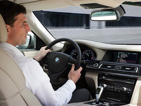 El futuro de la pantalla y el sistema operativo BMW iDrive