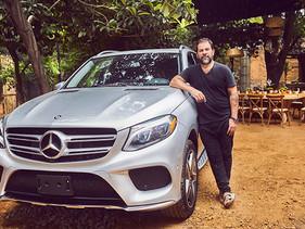 SOCIAL   Enrique Olvera: el Mercedes-Benz de los chefs