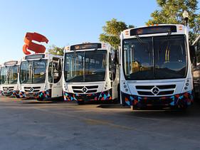 PASAJE | Mercedes-Benz Autobuses renueva unidades en Aguascalientes